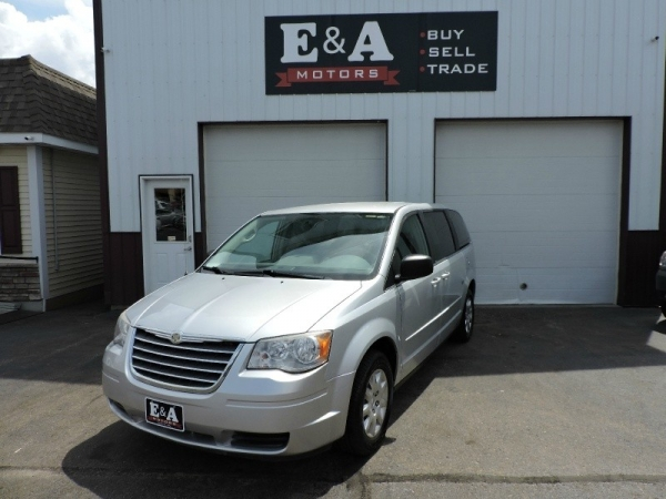 Chrysler Town & Country 2009