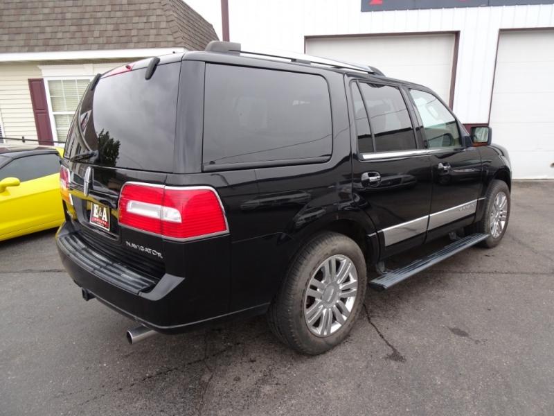 Lincoln Navigator 2007 price