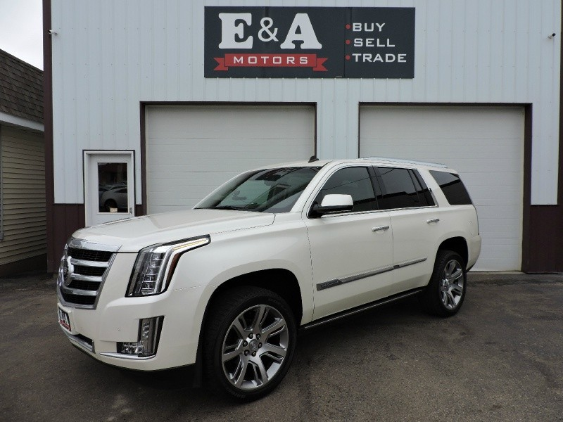 2015 Cadillac Escalade 4WD Premium One Owner EampA Motors