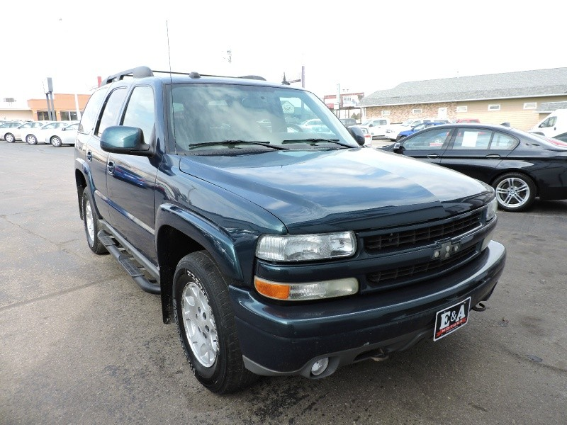 Chevrolet Tahoe 2005 price $4,299