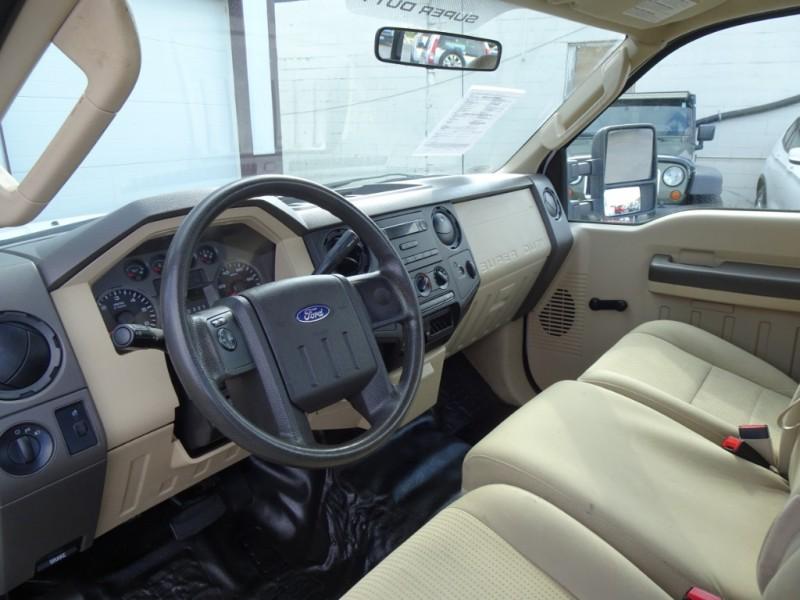Ford Super Duty F-250 SRW 2008 price $11,500