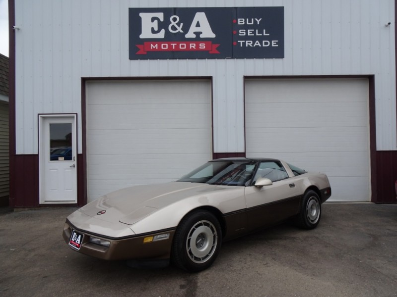 Chevrolet Corvette 1986 price $4,695
