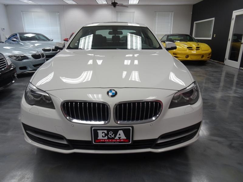 BMW 5-Series 2014 price $14,500
