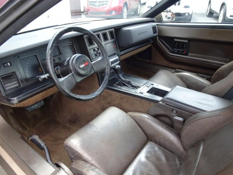 Chevrolet Corvette 1984 price $4,695