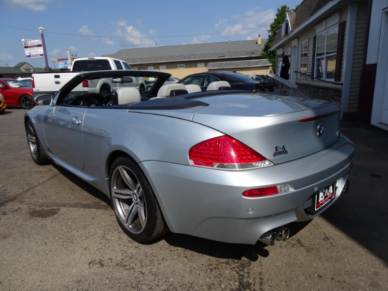 BMW M6 2007 price $19,500