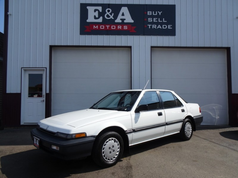 1988 Honda Accord DX Must see only 75k EampA Motors INC