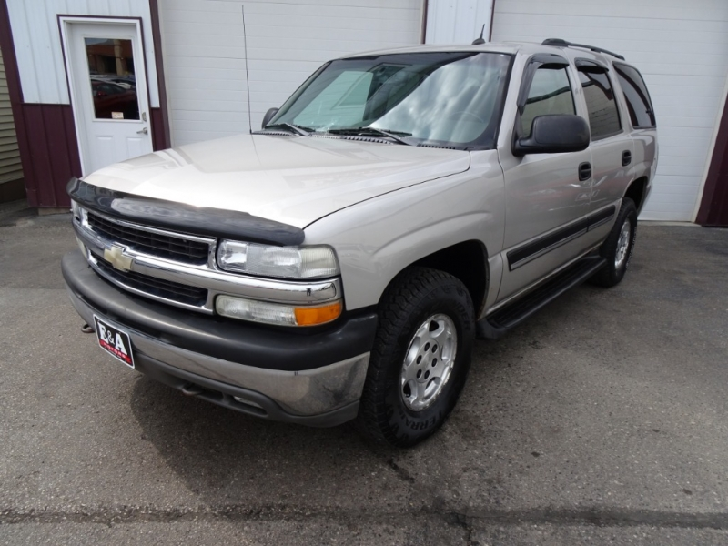 2005 Chevrolet Tahoe 4dr 1500 4wd Ls