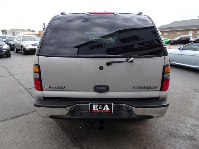 Chevrolet Tahoe 2005 price $3,500