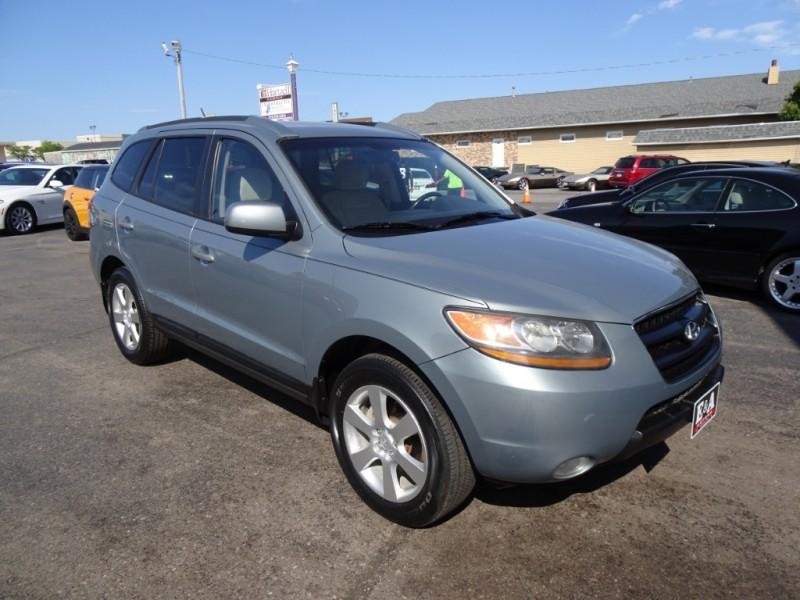 Hyundai Santa Fe 2008 price $6,995