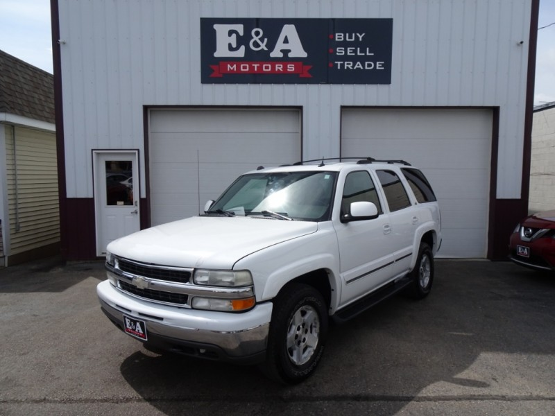 2005 Chevrolet Tahoe 4dr 1500 4wd Commercial