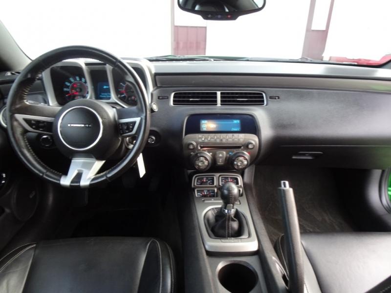 Chevrolet Camaro 2011 price $13,700