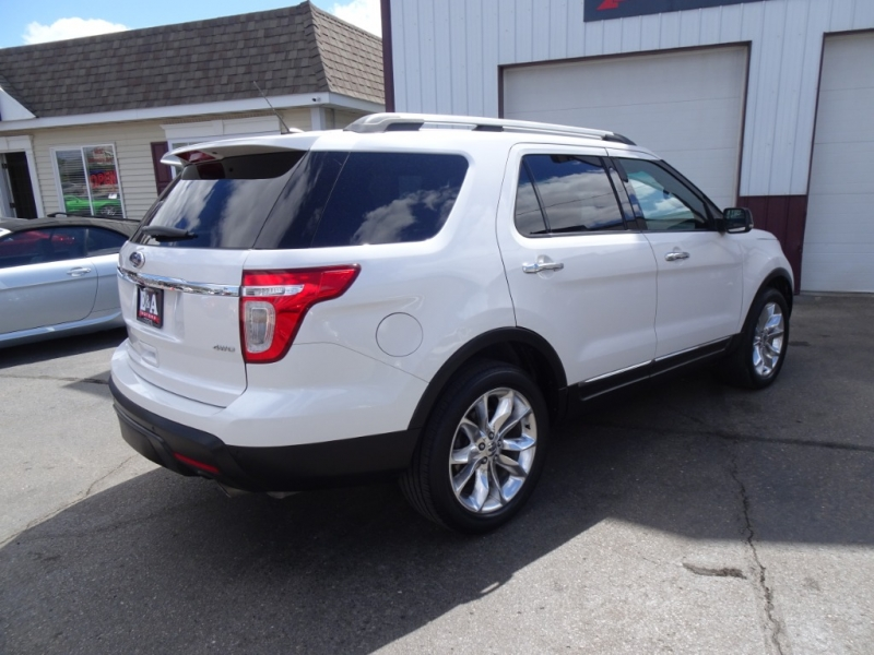 Ford Explorer 2011 price