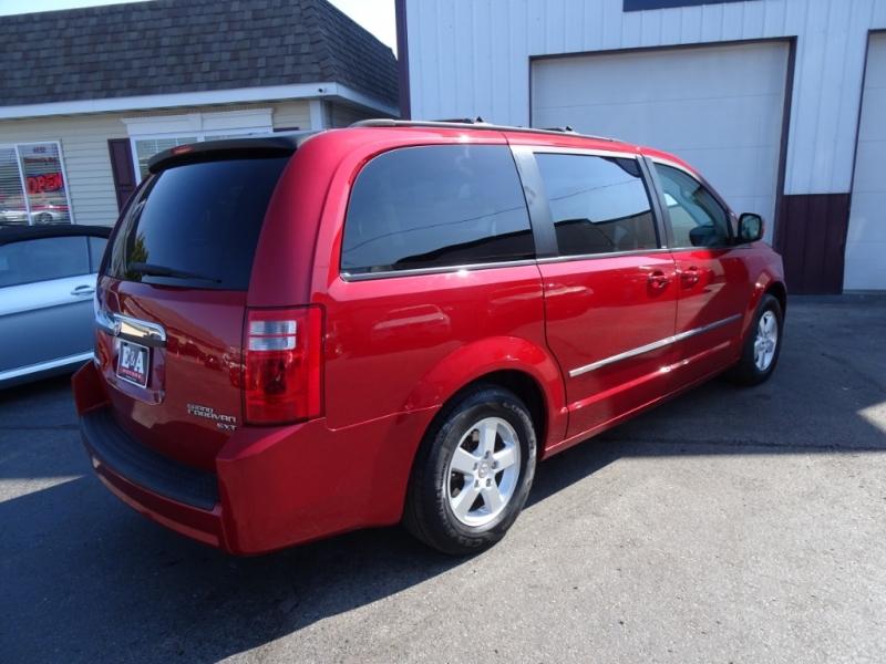 Dodge Grand Caravan 2010 price