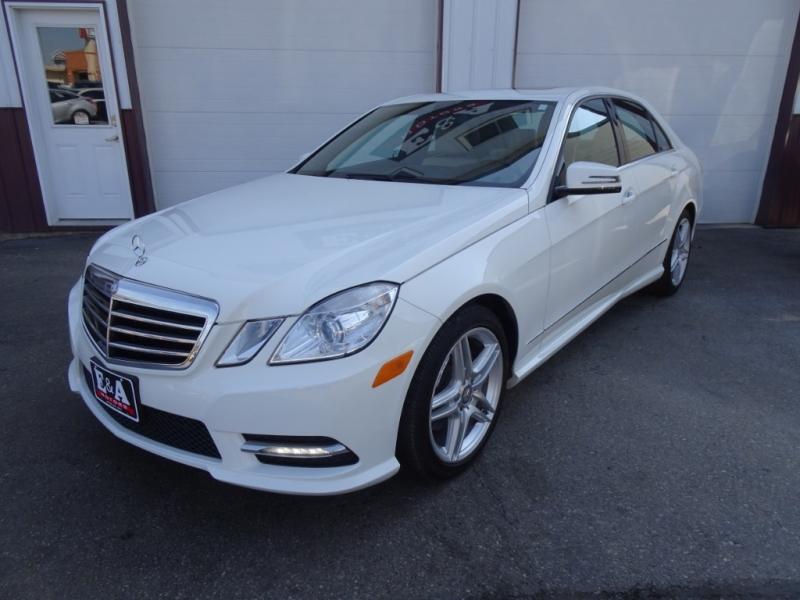Mercedes-Benz E-Class 2012 price $17,900