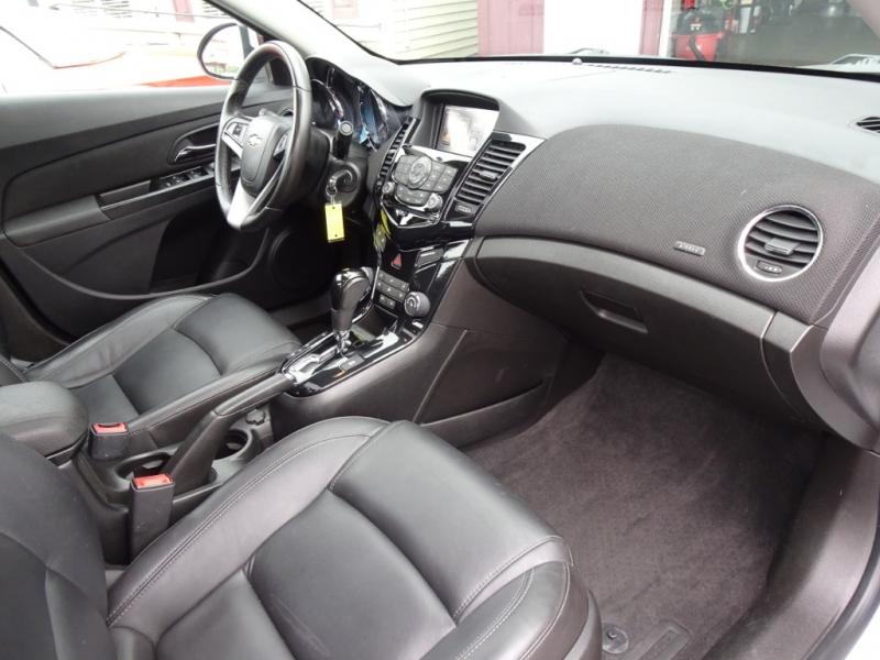 Chevrolet Cruze 2014 price