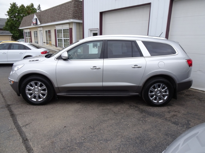 Buick Enclave 2011 price