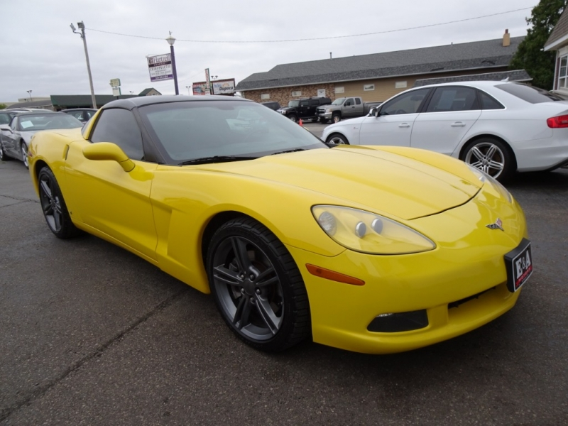 Chevrolet Corvette 2008 price $18,500