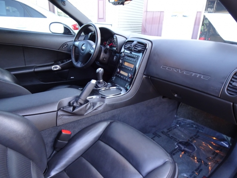 Chevrolet Corvette 2008 price $23,900