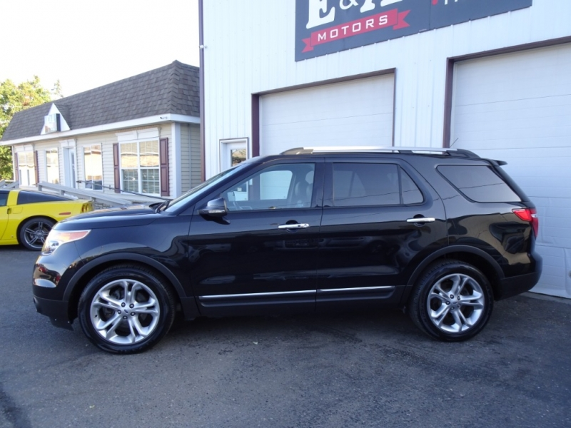 Ford Explorer 2013 price $15,700
