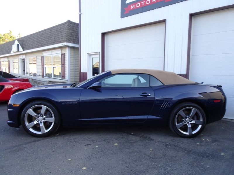 Chevrolet Camaro 2011 price $19,995