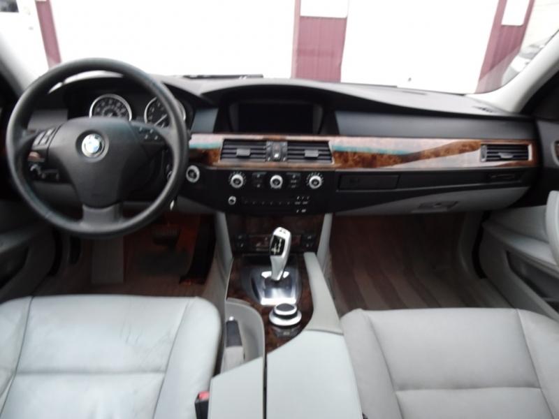 BMW 5-Series 2008 price $9,500