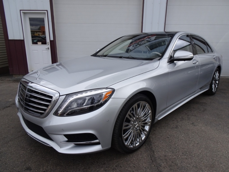 Mercedes-Benz S-Class 2017 price
