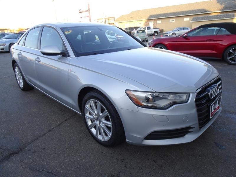 Audi A6 2013 price $15,900