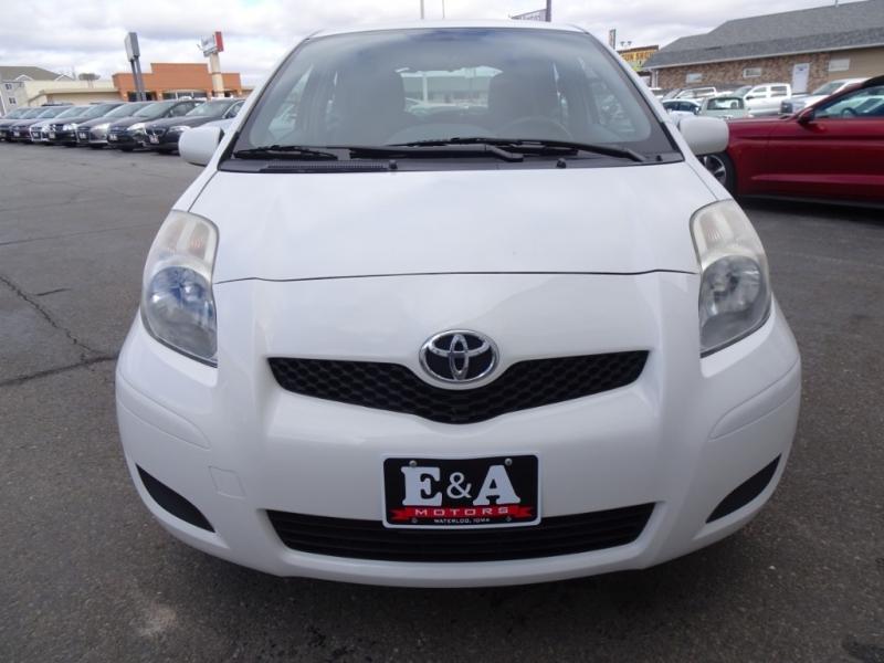 Toyota Yaris 2010 price $4,500