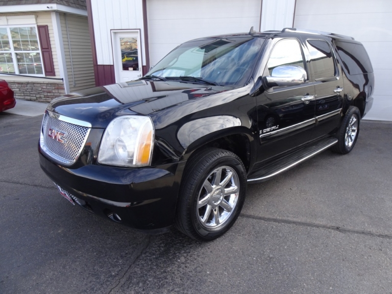 GMC Yukon XL 2007 price $9,995