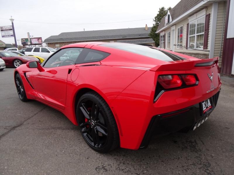 Chevrolet Corvette Stingray 2014 price $39,995