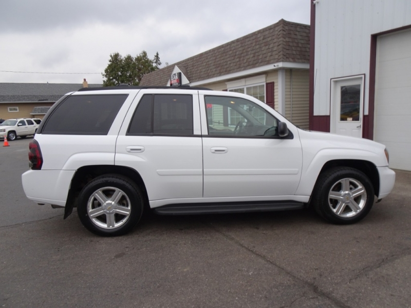 Chevrolet TrailBlazer 2008 price $4,500