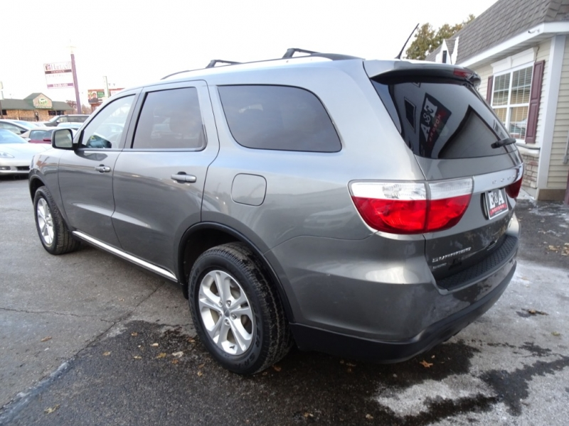 Dodge Durango 2012 price