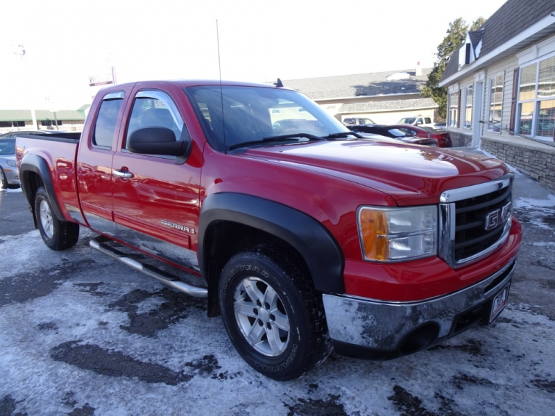 GMC Sierra 1500 2008 price $8,995