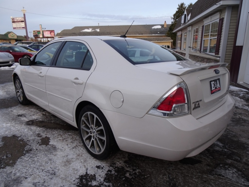 Ford Fusion 2009 price $6,900
