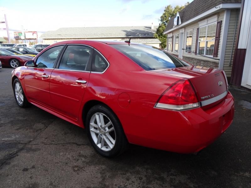 Chevrolet Impala 2011 price