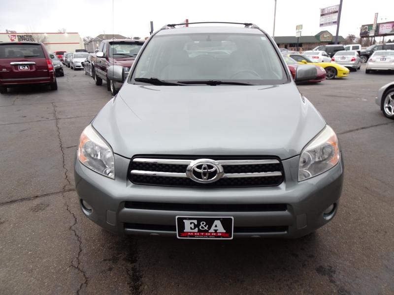 Toyota RAV4 2007 price