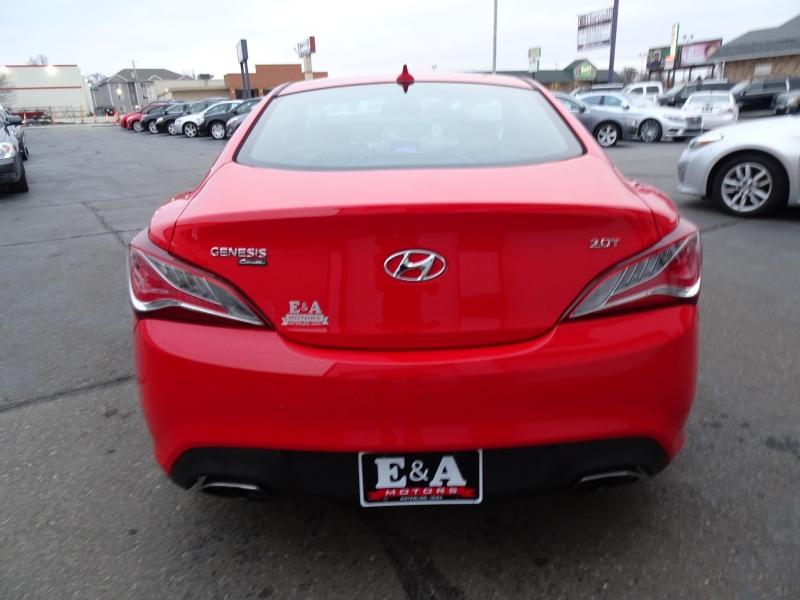 Hyundai Genesis Coupe 2014 price $9,900