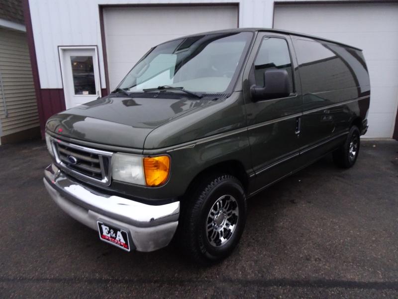 Ford Econoline Cargo Van 2003 price $5,995