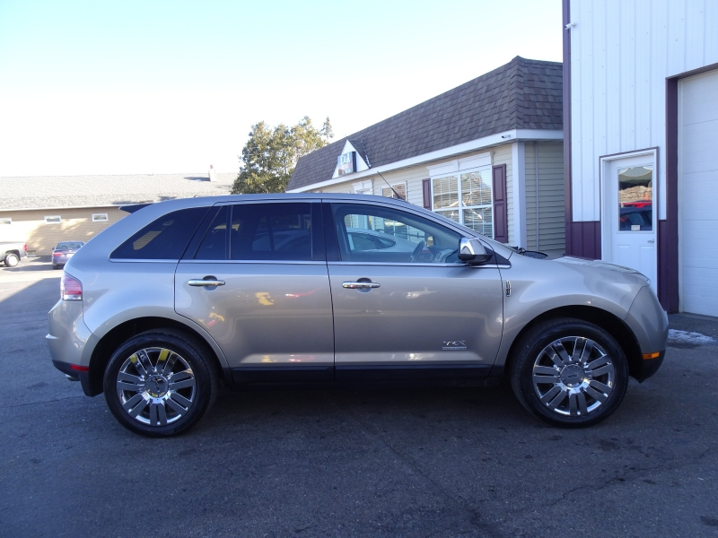 Lincoln MKX 2008 price
