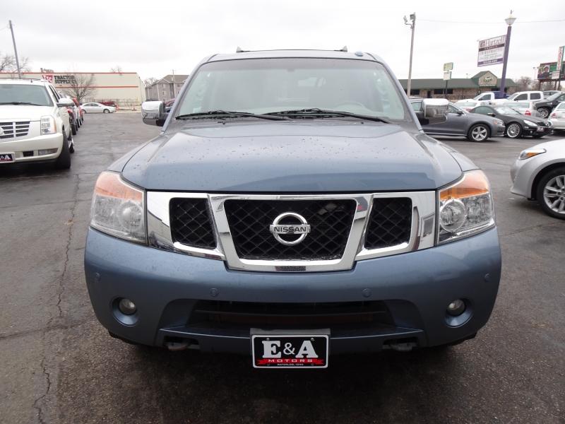 Nissan Armada 2012 price $9,995