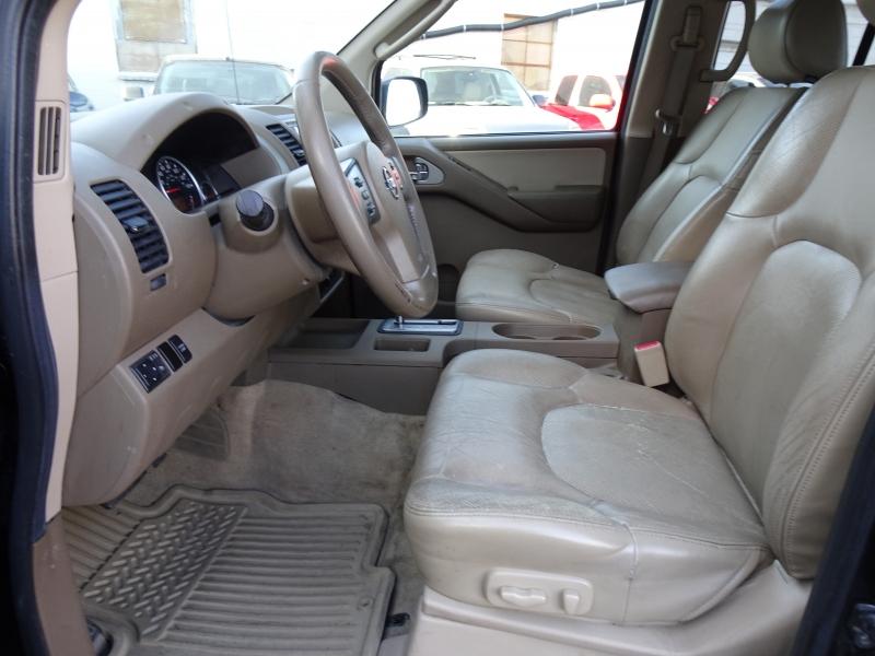 Nissan Frontier 2006 price $5,500
