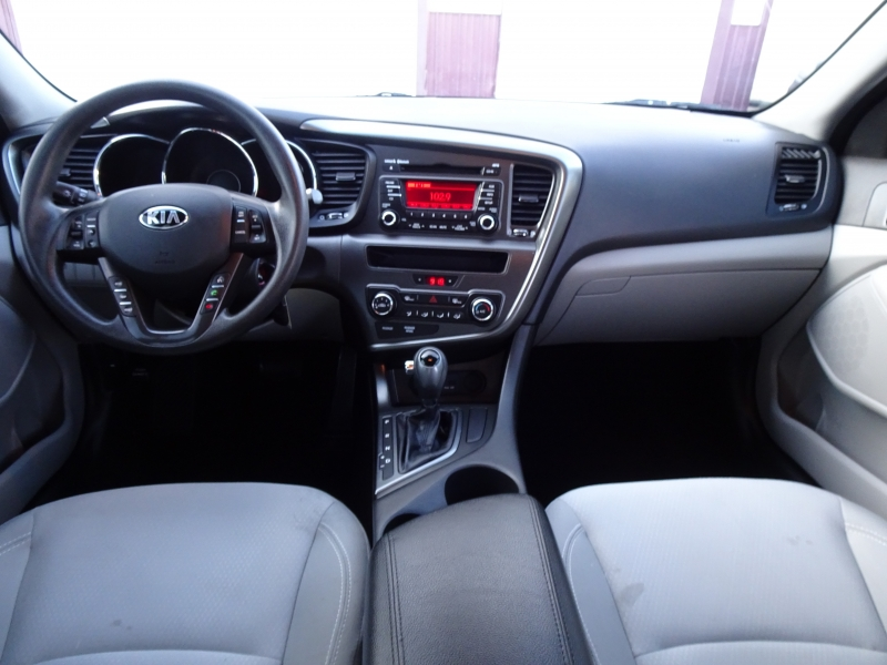 Kia Optima 2013 price $9,500