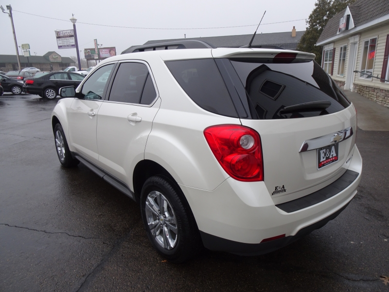 Chevrolet Equinox 2012 price $10,800