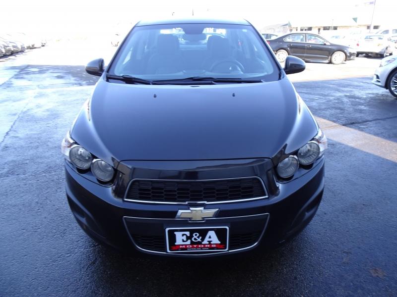 Chevrolet Sonic 2013 price $3,600