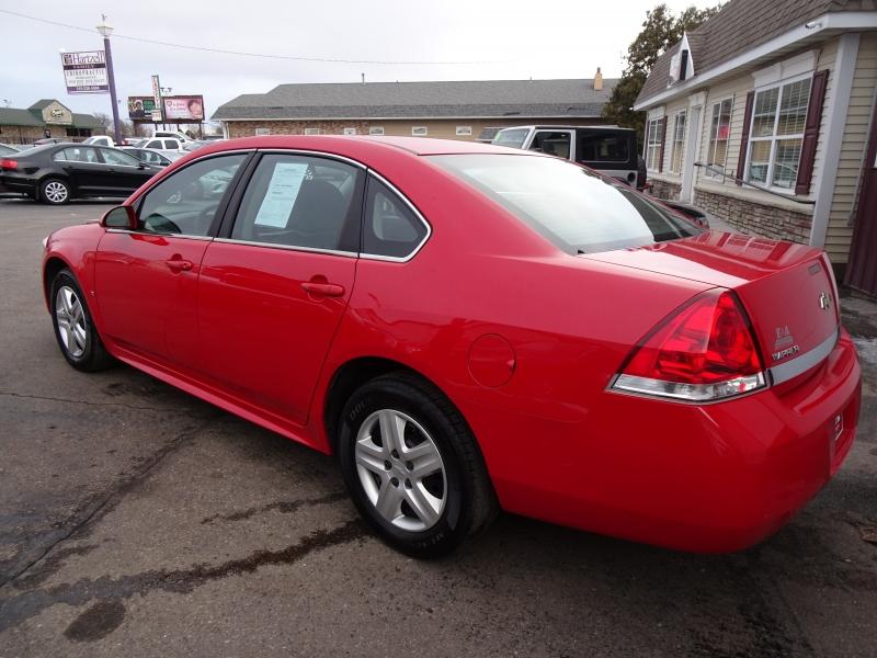 Chevrolet Impala 2010 price $4,500