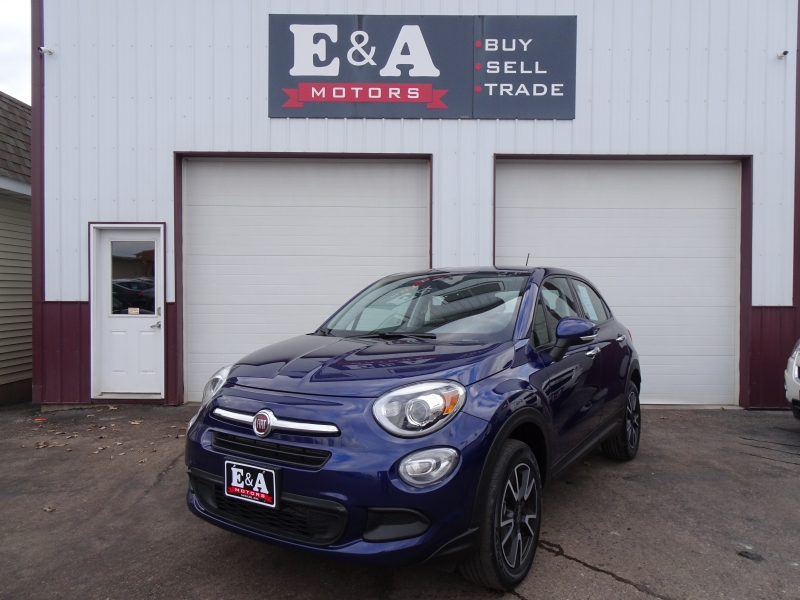 Fiat 500X 2017 price $12,995