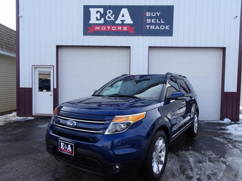 Ford Explorer 2012 price $12,995