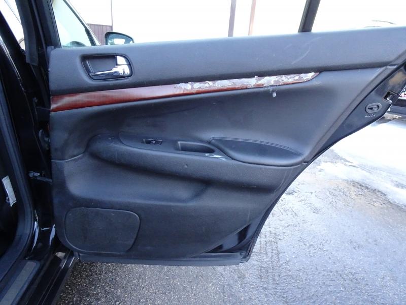 Infiniti G37 Sedan 2009 price $4,900