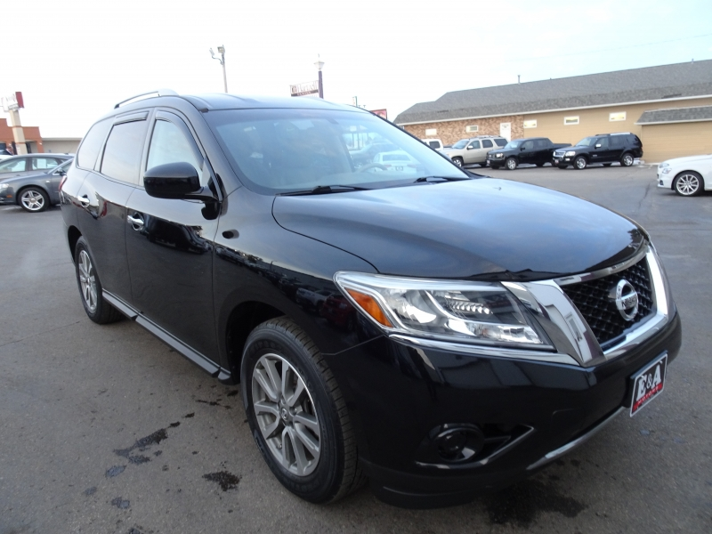 Nissan Pathfinder 2014 price $11,995