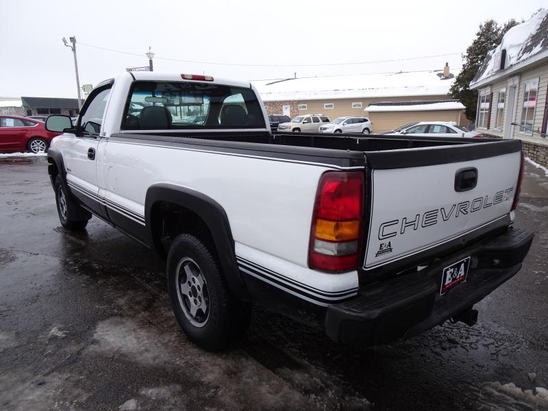 Chevrolet Silverado 1500 2001 price $3,995